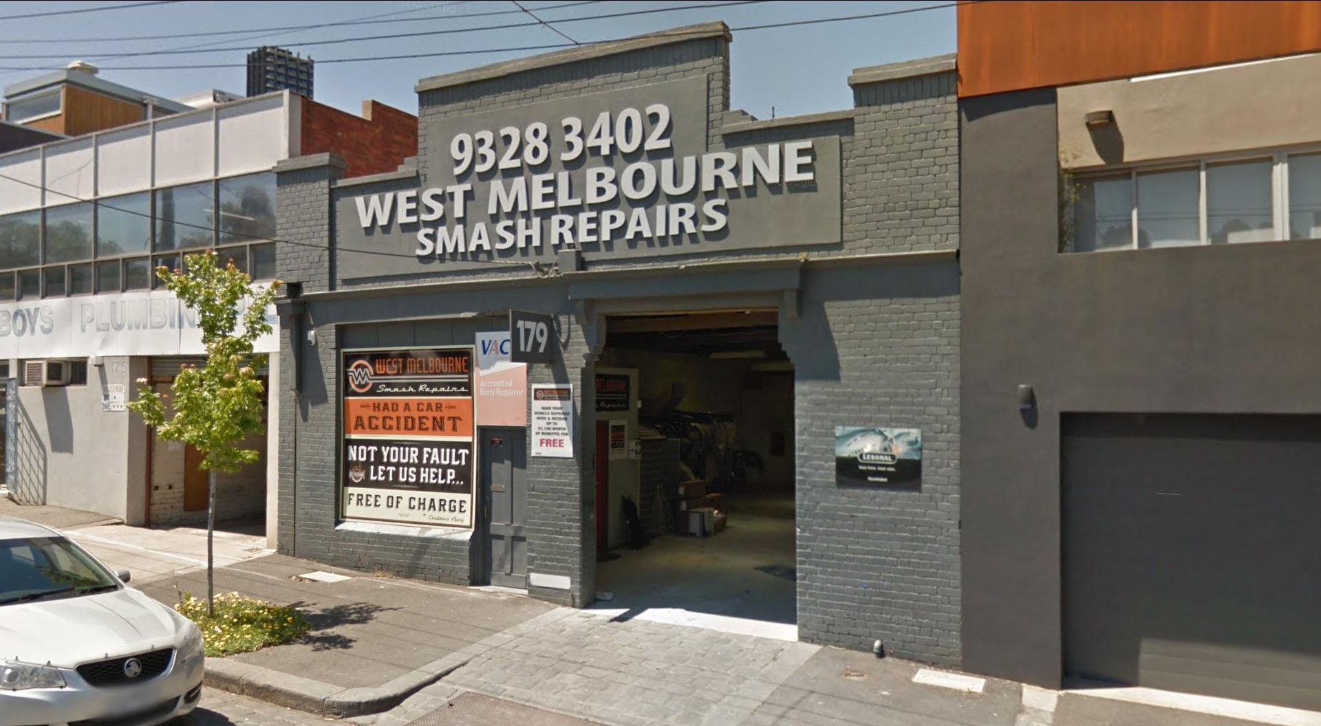 smash repairs near me